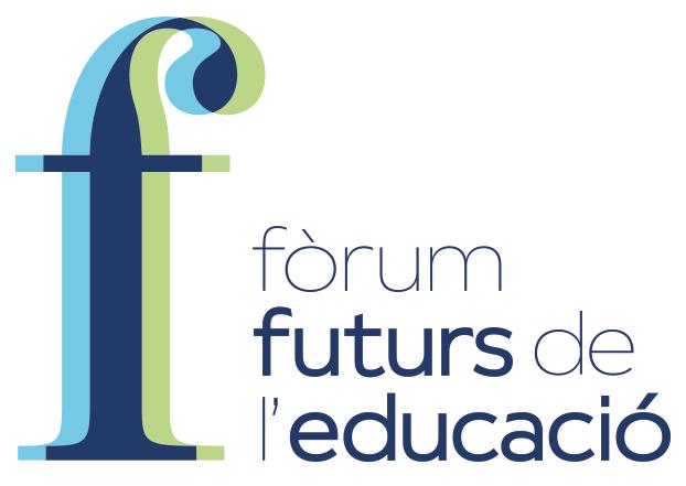 Logo Fòrum Futurs de l'Educació