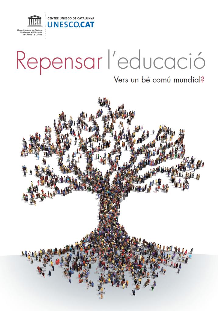 """Llibre """"Repensar l'Educació"""""""